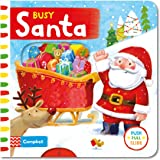 Busy Santa (Campbell Busy Books)