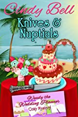 Knives and Nuptials (Wendy the Wedding Planner Cozy Mystery Book 3) Kindle Edition