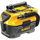 Dewalt DCV584L-GB Flexvolt 54V Cordless/Corded XR Wet/Dry Vacuum (Body Only), 300 W, 54 V, Yellow