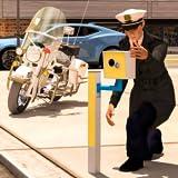 simulateur de trafic virtuel 3D: jeux de police pour enfants