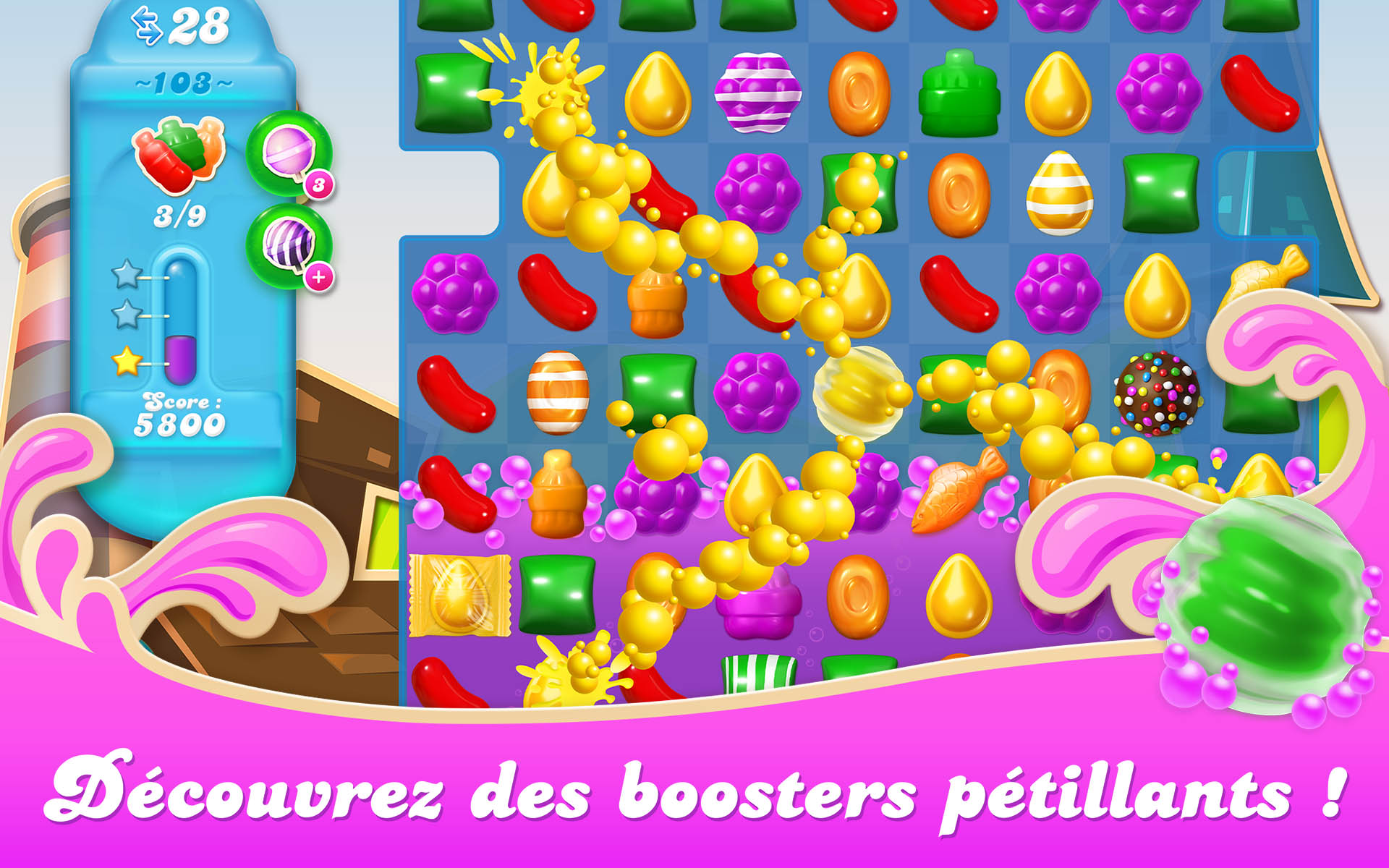 Candy Crush Soda Saga: Amazon.fr: Appstore pour Android