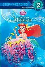 The Little Mermaid Step into Reading (Disney Princess)