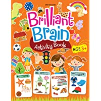 Brilliant Brain Activity Book 3+