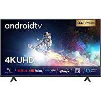 iFFALCON 55K610 LED Fernseher 55 Zoll (139 cm) Smart TV (4K Ultra HD, MEMC, Dolby Vision, Android TV, inklusive…