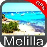 Melilla GPS Map Navigator
