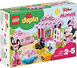 LEGODUPLO Minnies Geburtstagsparty 10873 Disney Spielzeug