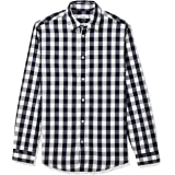 Jack & Jones Men's Jjegingham Shirt L/S Casual