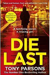 Die Last: (DC Max Wolfe) Kindle Edition