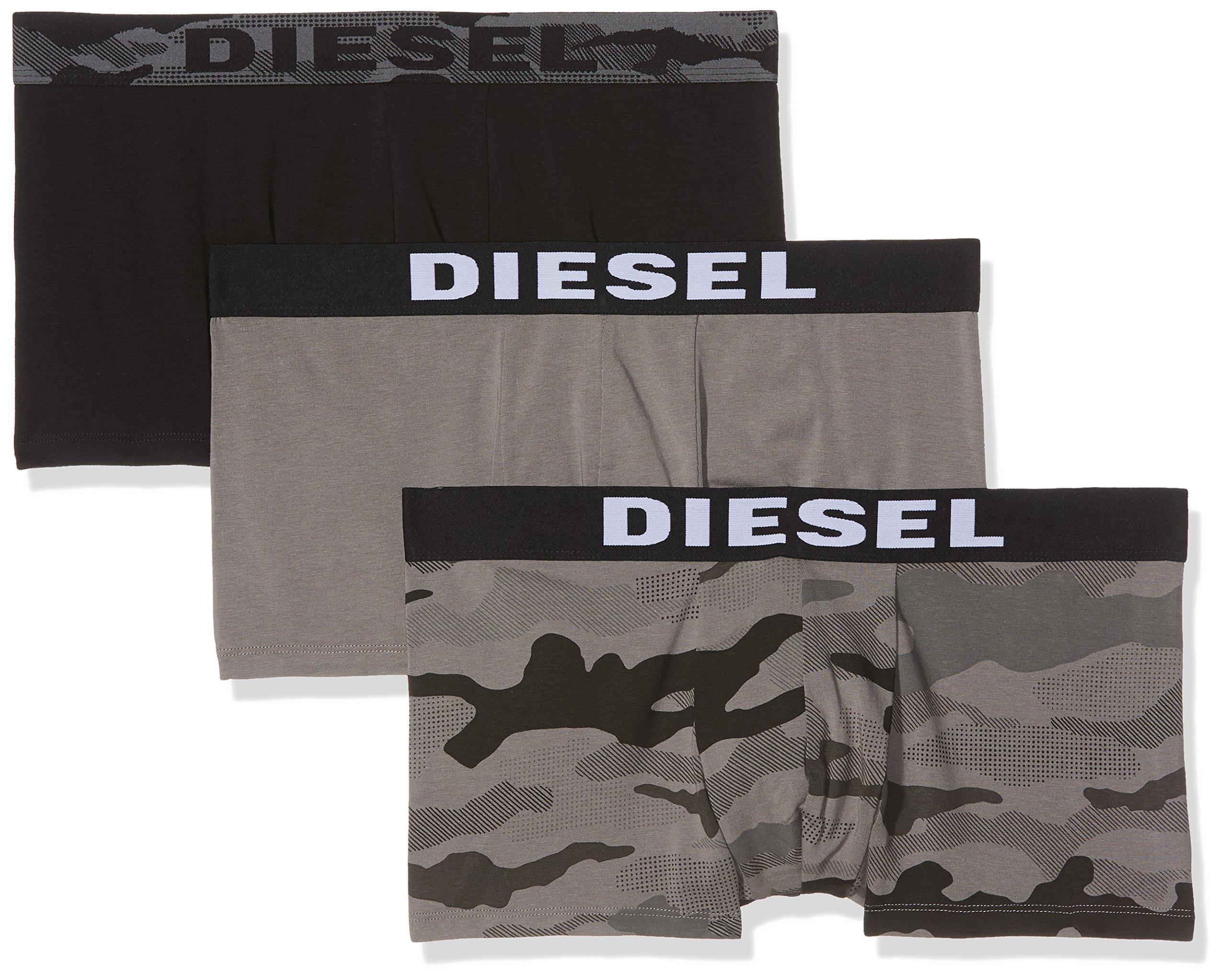 911NE4bLrFL - Diesel Bóxer (Pack de 3) para Hombre