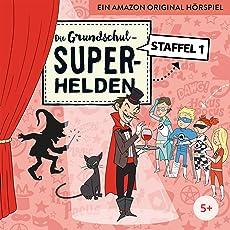 Die Grundschul-Superhelden - Staffel 1