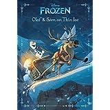Frozen: Olaf & Sven On Thin Ice: An Original Chapter Book (Disney Junior Novel (ebook))