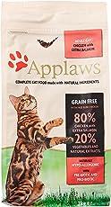Applaws Trocken Kätzchen Hähnchen 400 g