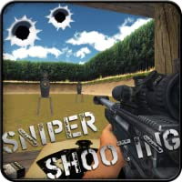 3d Simulator Sniper : Shooting