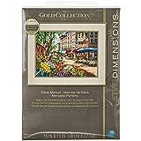 DIMENSIONS 35256 Paris Market, Multicolor