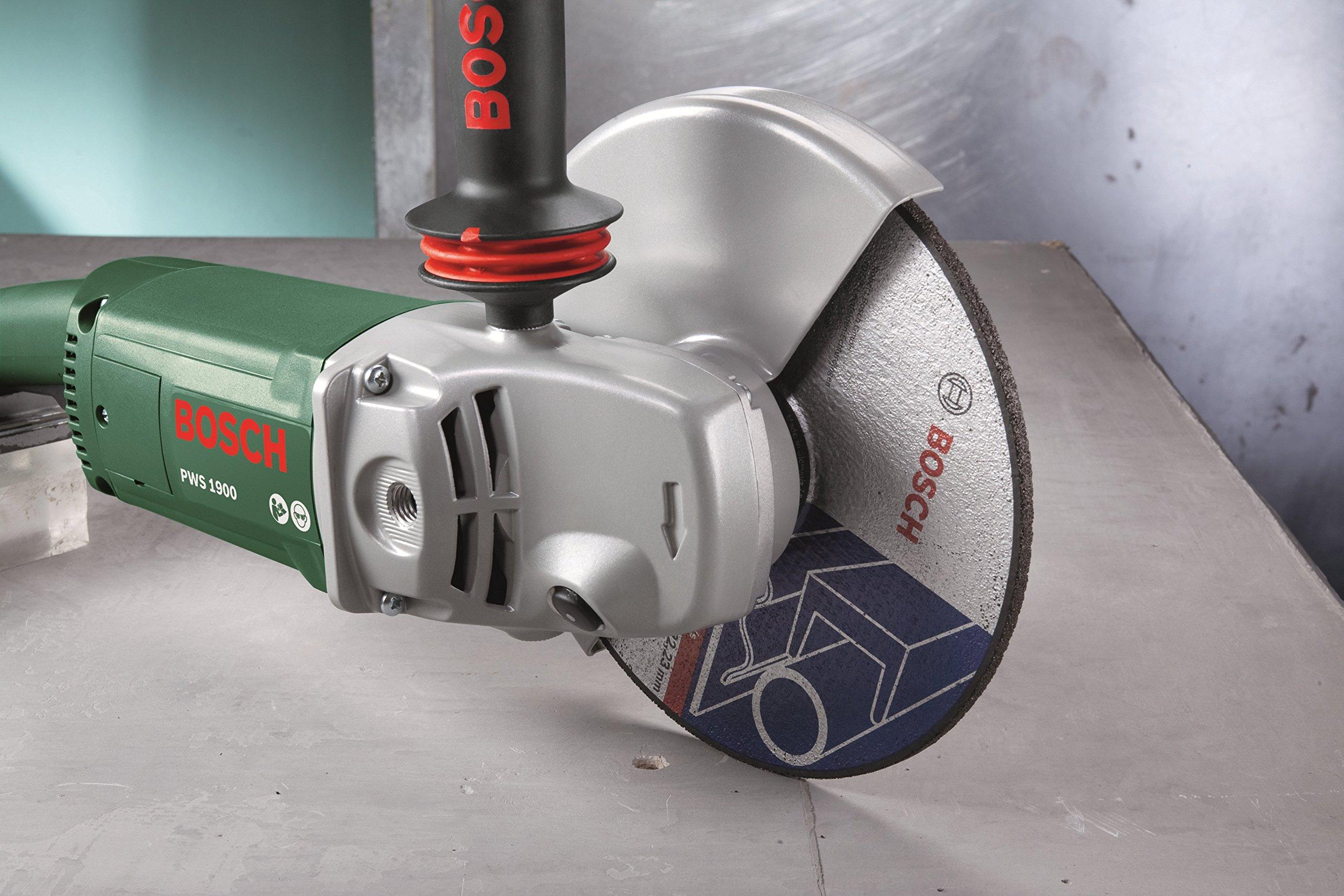 Bosch Home and Garden 0.603.359.W03 Amoladora, 240 V, 1900 W, Ø230 mm