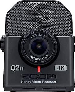 Jbl Zoom Q2n 4k Handy Video Recorder Elektronik