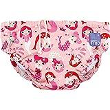 Bambino Mio SWPXL MER Costumino Contenitivo Mutande Contenitive da Nuoto, 2+ Anni, Multicolore (Sirene)