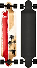 MAXOfit Longboard Long Beach 9 Schichten Maple, 104 cm, 19119