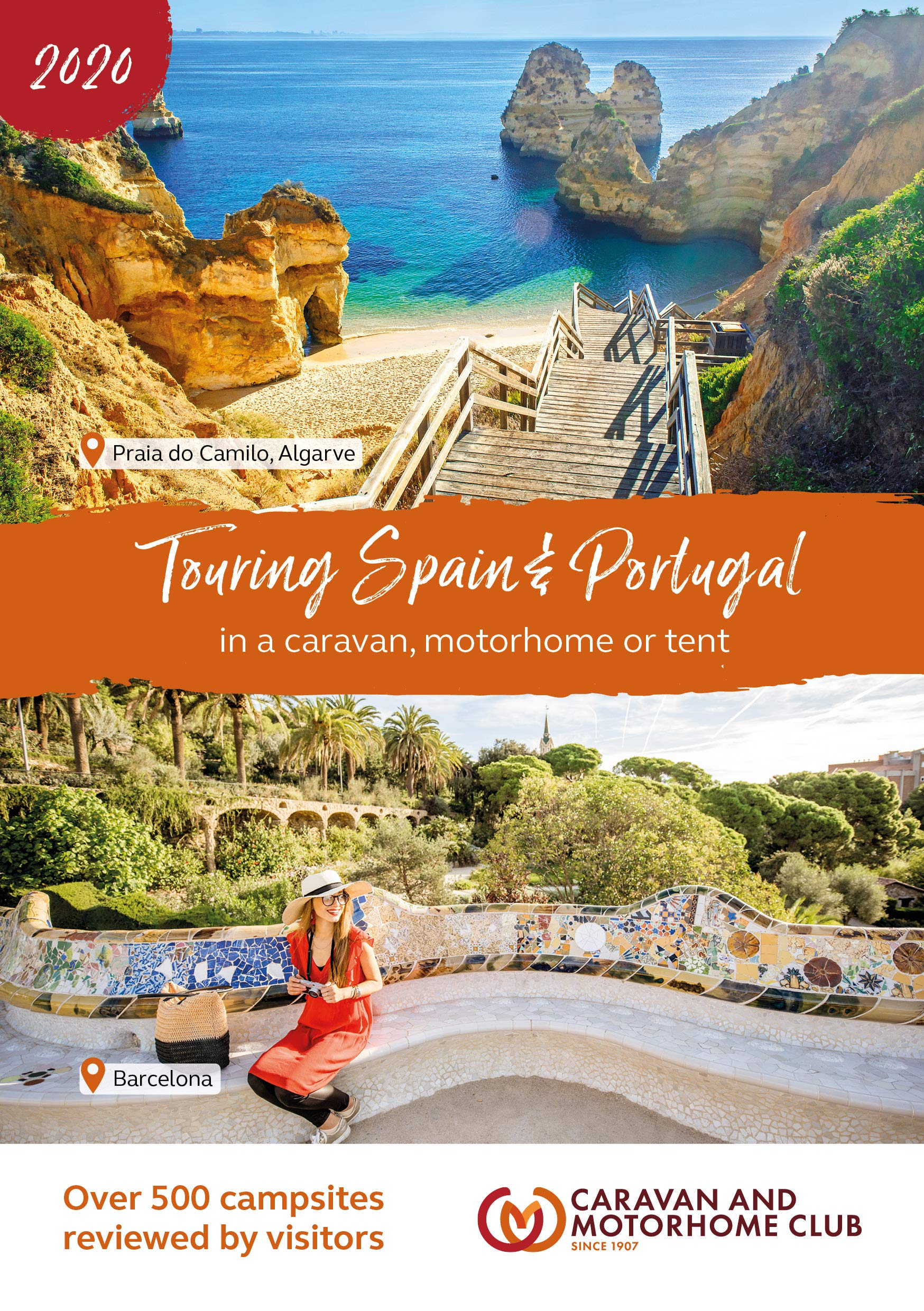 Touring Spain and Portugal 2020: In a Caravan, Motorhome or Tent 1