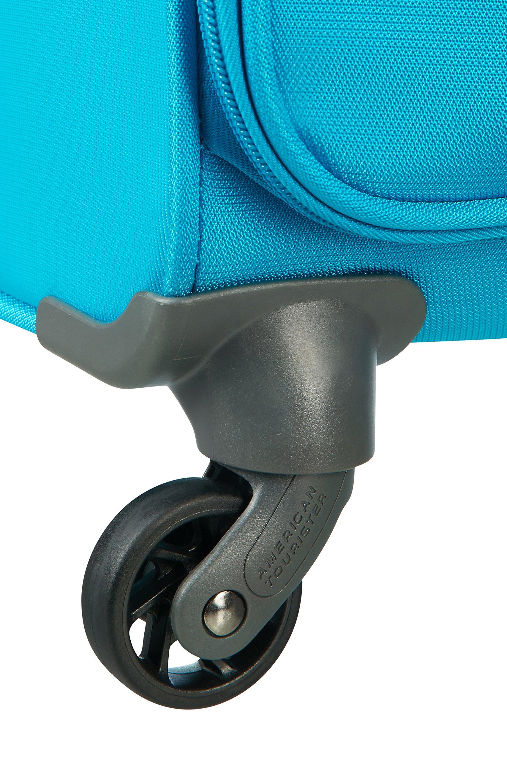 911dx KgqFL - American Tourister Herolite Maleta, Azul (MIDNIGHT BLUE), S EXP (55cm-42L)