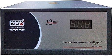 Whirlpool's Stabilizer Upto 450L Refrigerators- Duromax DMNVX1005-D2