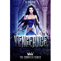 Vengeance : The Complete Series (English Edition)