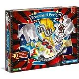 Clementoni- Trucchetti Perfetti Giochi da Tavolo, Multicolore, 11558