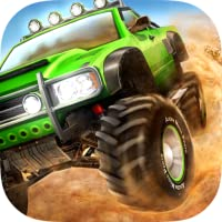 Monster Räder 3D ― 4x4 Offroad Rally