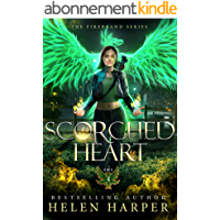 Scorched Heart (The Firebrand Series Book 4) (English Edition)