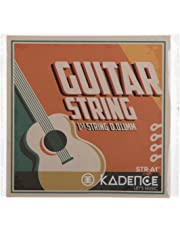 Kadence Acoustic Guitar Single 1st E String STRA-1ST Pack of 3