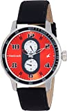 Fastrack Analog Red Dial Men's Watch - 3159SL01