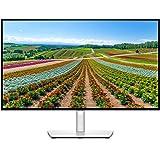 """Dell U2722D Écran de PC 27"""" UltraSharp Quad HD LCD à rétroéclairage LED IPS 60 Hz 8 ms Noir, Argent"""