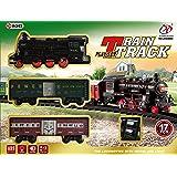 Tector Power Train Track Set, 17 Pieces