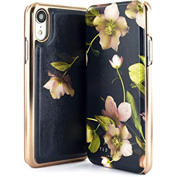 79c670071 Ted Baker 65041 Folio Case for Apple iPhone XR  Amazon.co.uk ...