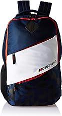Gear 26 Ltrs Navy Laptop Backpack (LBPECOPL30513)