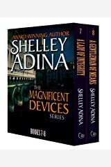 Magnificent Devices Books 7-8: Two steampunk adventure novels in one set (Magnificent Devices Boxset Book 3) Kindle Edition