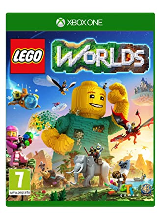 Bildresultat för lego worlds xbox one