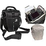 Bodyguard Colt L Sacoche pour Appareil Photo avec Housse de Pluie pour Tous Les appareils Photo SLR avec objectifs jusqu'à 22 cm