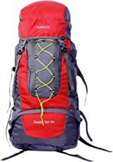 TRAWOC 60L Travel Backpack for Outdoor Sport Camp Hiking Trekking Bag Camping Rucksack HK002 1 Year Warranty