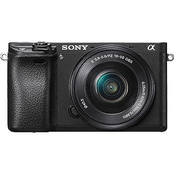 Sony ILCE6300LB Fotocamera Compatta, Nero