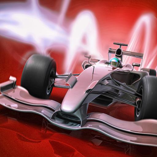 Motorsports Grand Prix Race -
