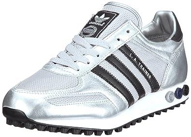 Adidas La Trainer Noir Et Blanc