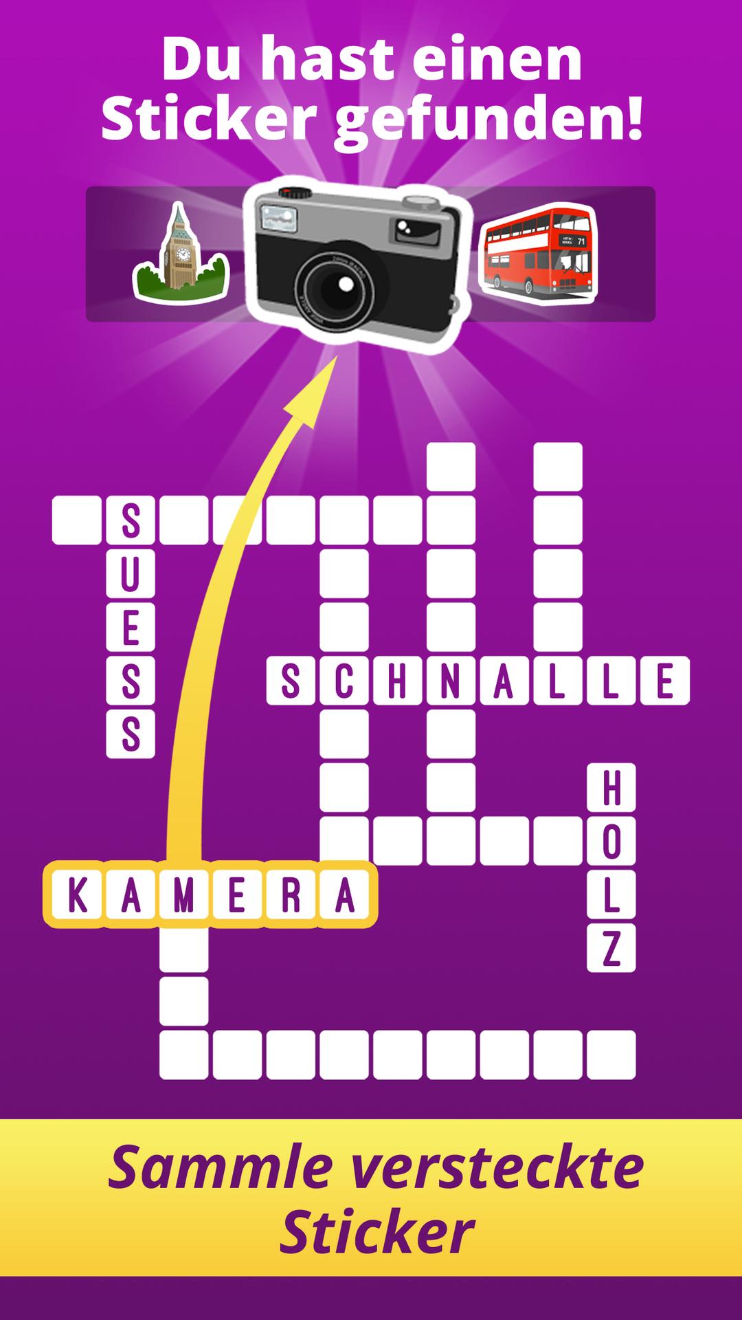 Das Tägliche Kreuzworträtsel Bild