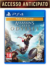 Assassin's Creed Odyssey - Gold - PlayStation 4