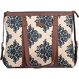 ZOUK Women's Messenger Bag (Beige)
