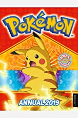The Official Pokemon Annual 2019 (Annuals 2019) Hardcover