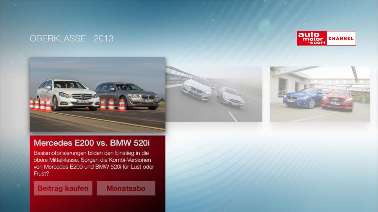auto motor und sport channel: Die Tester: Amazon.de: Apps für Android