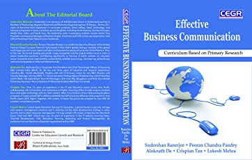 Effective Business Communication: Curriculum based on Primary Research (CEGR)