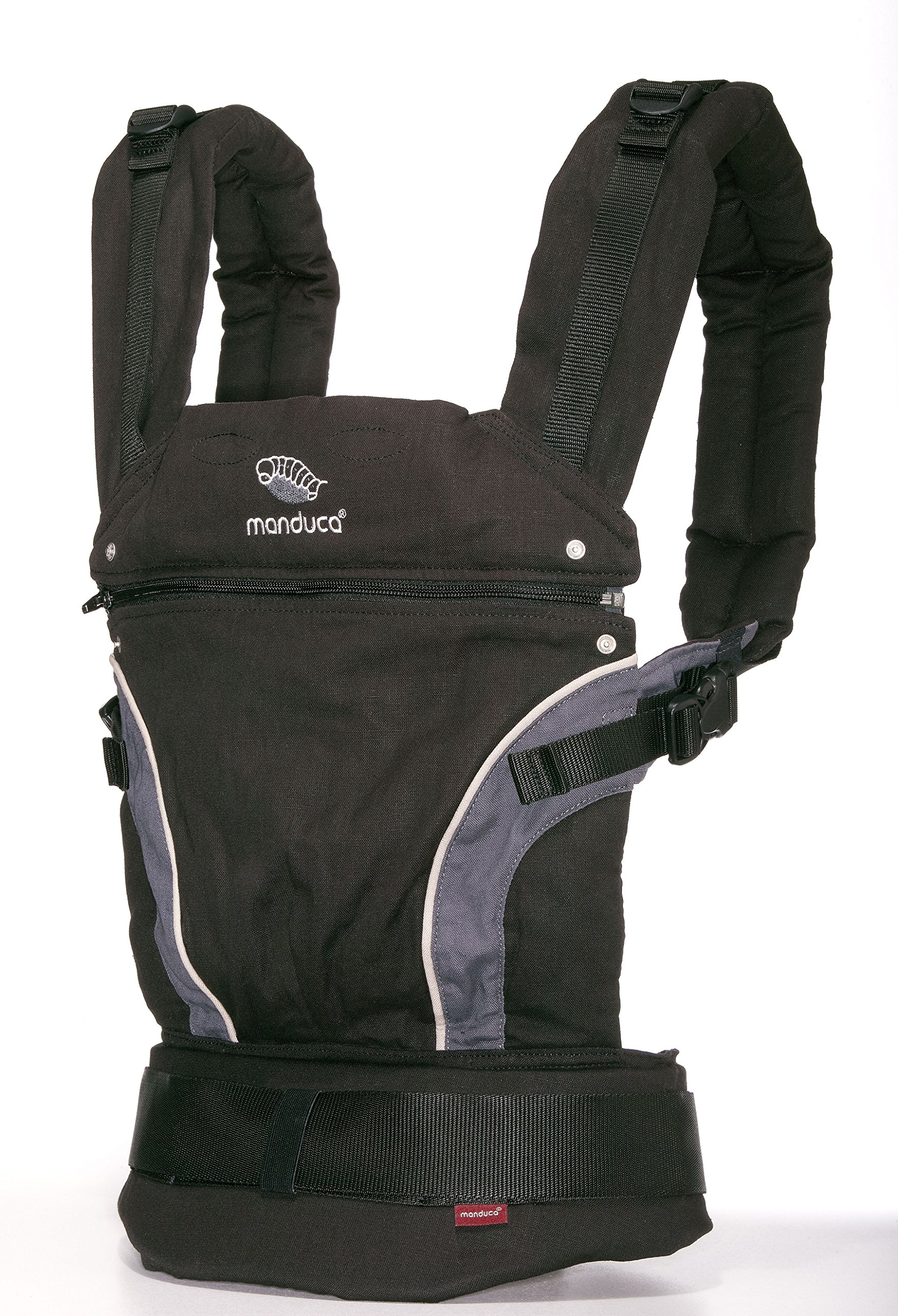 Manduca Standard Edition Carrier (Black)  Manduca