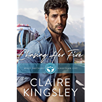 Chasing Her Fire: A Small Town Family Romance (The Bailey Brothers Book 5) (English Edition)